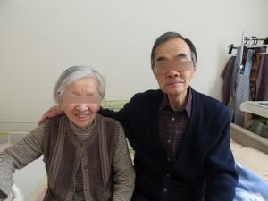 土谷ご夫婦